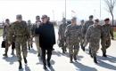 Türkiye Milli Savunma Bakanı Akar ve Komutanlar Suriye Sınırında