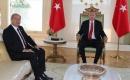 Türkiye Cumhurbaşkanı Erdoğan KKTC Başbakanı Tatar'ı kabul etti