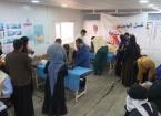 Leylan Göçmen Kampında 80 Çocuk Sünnet Ettirildi