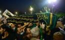 Kadiri tarikatı lideri Kesnezani Sülaymaniye'de toprağa verildi