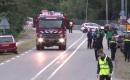 Hollanda'da Bir Araç İnsanlarin Arasina Daldı: 1 Ölü, 3 Yaralı