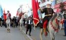 Erzurum'da Türk Dünyası Kültür ve Spor Şöleni  Düzenlendi