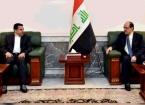 Nuri El Maliki, Ulusal Güvenlik Müsteşarı Kasım El Araci ile Görüştü