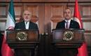 Türkiye Dışişleri Bakanı Çavuşoğlu İranlı Mevkidaşıyla İle Bir Araya Geldi