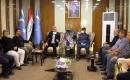 ITC Başkanı Salihi Altunköprü'yü Ziyaret Etti