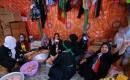 Gösterilerin Merkezi Tahrir Meydanı'nın Gönüllü Kadınları