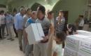 ITC Kerkük'ün El Askeri Semtinde Ramazan Kolileri Dağıttı