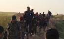 Güvenlik Güçleri Enbar Çöllerinde Arama Tarama Operasyonu Gerçekleşti