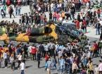 TEKNOFEST İstanbul'un İlk Günkü Etkinlikleri Tamamlandı