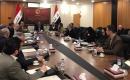 Parlamento Anayasa Düzenleme Komsiyonu Başkent Bağdat'ta Toplantı Düzenledi