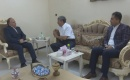 Eskişehir Türk Ocakları Genel Başkanı, Haceroğlu İle Görüştü