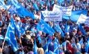 Türkmenler Kerkük'te  Eyleme Devam Ediyor