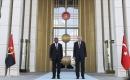 Türkiye Cumhurbaşkanı Erdoğan, Angola Cumhurbaşkanı Lourenço'yu Resmi Törenle Karşıladı