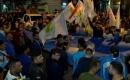 Türkmenler Seçim İhlallerine Karşı Gösterilerine Devam Ediyor