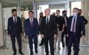 Türkiye'nin Bağdat Büyükelçisi Güney, Erbil'deki Maarif Okulunu Ziyaret Etti
