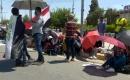 Kerkük'te Atama Bekleyen Mühendisler Gösteri Düzenlmeye  Devam Ediyor