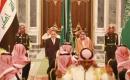 Başbakan Abdülmehdi Suudi Arabistan Kralı ile Görüştü