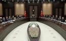 Türkiye Cumhurbaşkanlığı Kabinesi Toplandı