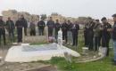 Kerkük'te Türkmen Medya Şehidi Ahmet Haceroğlu'nun Mezarı Ziyaret Edildi
