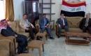ITC Kerkük İl Başkanlığı'ndan Bir Heyet Kerkük'te Arap Koalisyonu'nu Ziyaret Etti