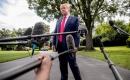 Trump: İran Konusunda Çok Hazırlıklıyız