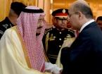 Irak Cumhurbaşkanı Salih, Kral Selman ile Bir Araya Geldi