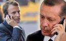Erdoğan – Macron Telefon Görüşmesi