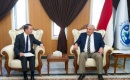 Büyükelçi Yıldız Su Kaynakları Bakanı Adili İle Görüştü