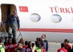 Türkiye Cumhurbaşkanı Erdoğan TEKNOFEST Alanında