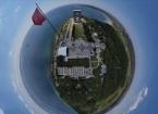 Gelibolu Tarihi Alanı'na '360 Derece' Kuş Bakışı