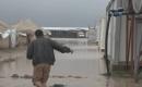 Musul'daki Sağanak Yağışlar, Nemrud Sığınmacı Kampını Vurdu