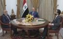 Bağdat'ta El Selam Sarayında  Üçlü Zirve