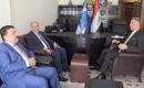 Salihi ve  El Cenabi Bağdat'ta Görüştü