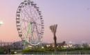Kerkük'te Vatandaşlar Lunaparklara Akın Etti