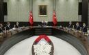Türkiye Milli Güvenlik Kurulu toplandı