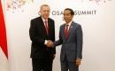 Türkiye Cumhurbaşkanı Erdoğan, Endonezya Cumhurbaşkanı Widodo ile Görüştü