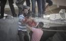Esed Rejimi İdlib'de Sivilleri Vurdu: 10 Ölü