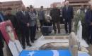 Türkmen Mücadeleci Şehit Yaşar Cengiz Kerkük Mezarı Başında Anıldı