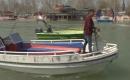 Musul'da Dicle Nehri'nde Arama Çalışmaları Devam Ediyor