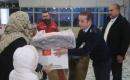 Türk Kızılayından Halepçe'deki İhtiyaç Sahiplerine Kış Yardımı