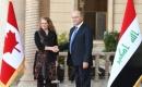 Cumhurbaşkanı Salih ve Kanada Genel Valisi Payette Bir Araya Geldi