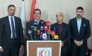 Kerkük Sağlık Dairesi Korona virüsü ile ilgili basın toplantısı düzenledi