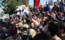 Cumhurbaşkanı Berham Salih Musul'da Protesto Edildi