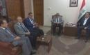 Irak Türkmen Cephesi Yetkilileri, Türkmen Parti ve Hareketleri İle Görüştü