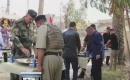 ITC Babil İl Başkanlığı Kerbela'ya Giden Ziyaretçilere İçecek ve Yiyecek Dağıttı