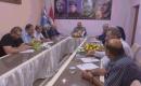 Yazaroğlu Kerkük'te Türkmen Sanatçılarla Toplantı Düzenledi