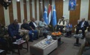 ITC Altunköprü Yeni Büro Sorumlusu Zeki İbrahim'e Tebrik Ziyaretleri