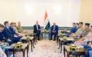 Başbakan Abdülmehdi NATO'dan Bir Heyeti Kabul Etti