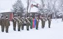 Azerbaycan Askerleri 'Kış Tatbikatı' İçin Kars'ta