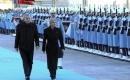 Türkiye Cumhurbaşkanı Erdoğan Kitaroviç'i Resmi Törenle Karşıladı